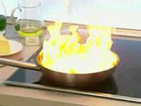 Подгорание пищи