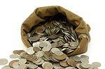 Мешки с монетами