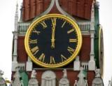 Бой часов в Кремле
