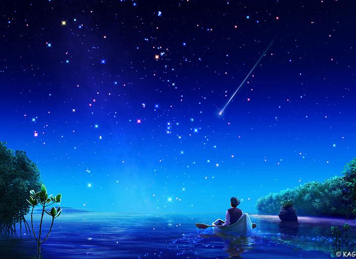 Свет звезд